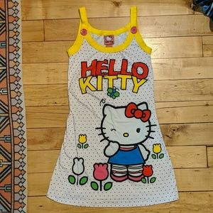Hello Kitty Night Gown